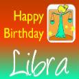 Happy Birthday Charming Libra!