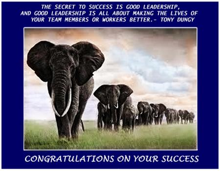 Secret To Success.