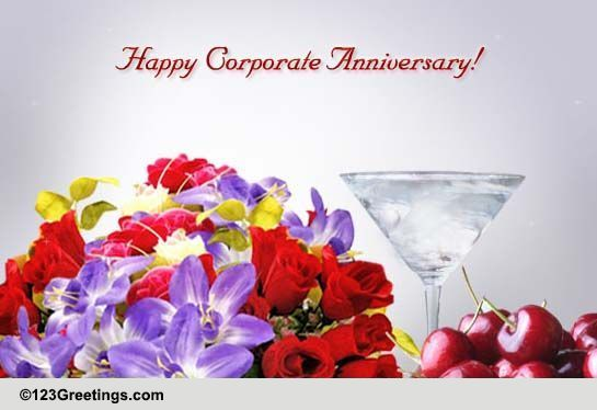 Anniversary wishes free at work etc ecards greeting cards 123