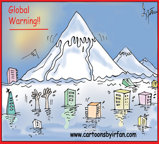 Global Warming.