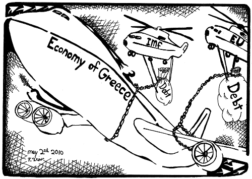 Economy Of Greece.