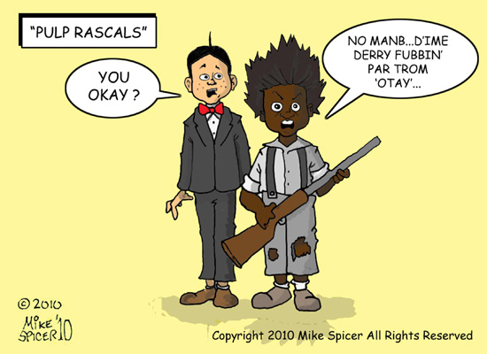 Pulp Rascals.