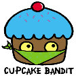 Cupcake Bandit.