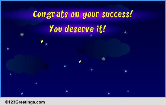 you deserve it  free business  u0026 workplace ecards  greeting