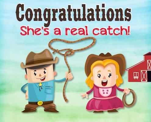 She's A Catch!