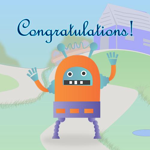 Congratulations Everyone.