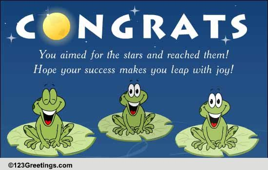 congratulations to you  free for everyone ecards  greeting