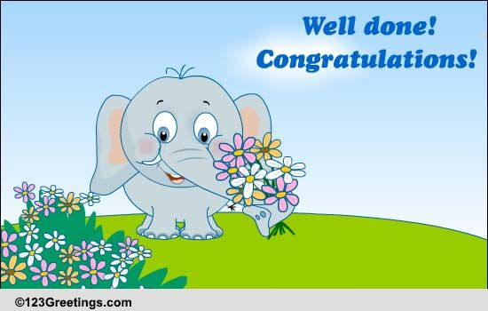 jumbo congrats  free for everyone ecards  greeting cards