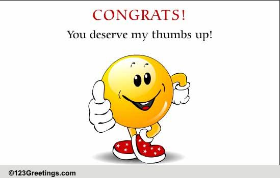 congratulate  free for everyone ecards  greeting cards