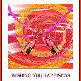 Wishing You Happiness.