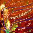 Sending Sparkling Congratulations!