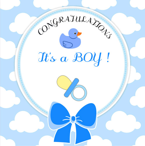 Its A Boy Invitations for adorable invitation ideas
