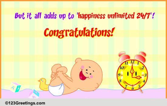welcome  u0026 39 em to parenthood  free new baby ecards  greeting