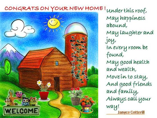 Happy tidings free new home ecards greeting cards 123 greetings free new home ecards greeting cards 123 greetings m4hsunfo