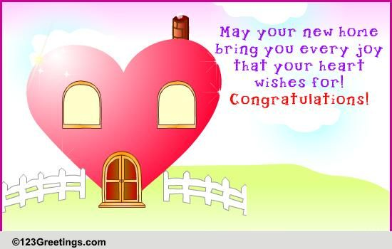 Home is where the heart is free new home ecards greeting cards home is where the heart is free new home ecards greeting cards 123 greetings m4hsunfo Images