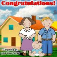 Congratulations On Your New Home.