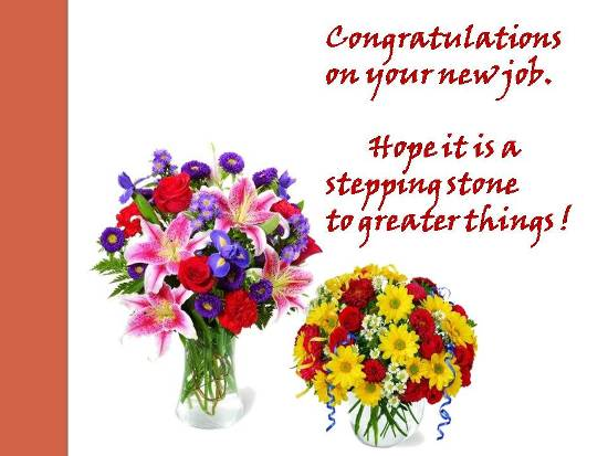 congrats on your new job free new job ecards greeting cards 123 greetings