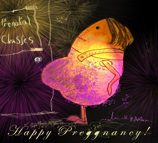 Happy Pregnancy.