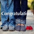 My Heartfelt Congratulations To You!