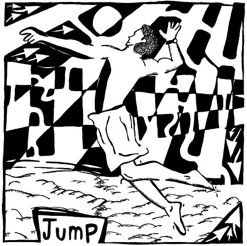 Volleyball Jump Maze.