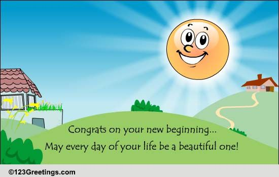 congrats  have a great day  free retirement ecards