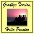 Home : Congratulations : Retirement - Goodbye Tension, Hello Pension.