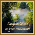 Home : Congratulations : Retirement - Your Future Is An Open Slate.