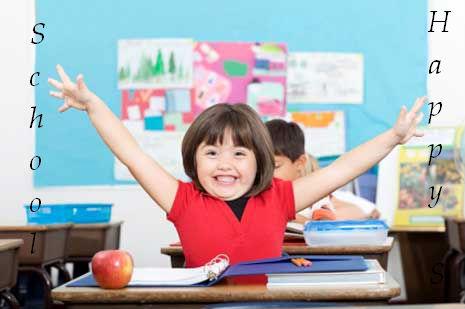 Wishing You A Happy Schooling.