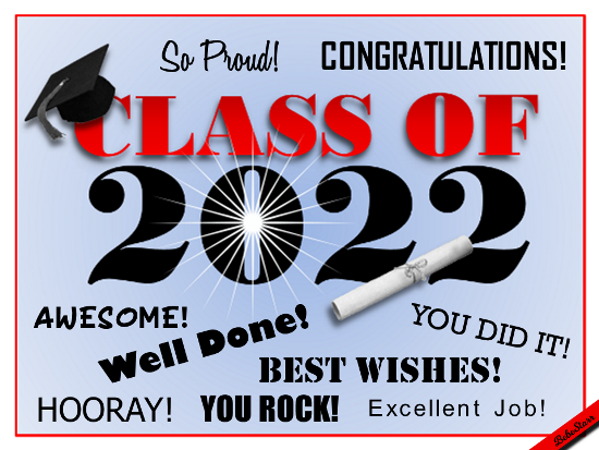 congrats class awesome achievement  free graduation party