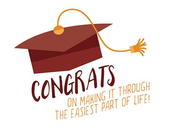 Congratulation On Graduation  Free Congratulation Cards