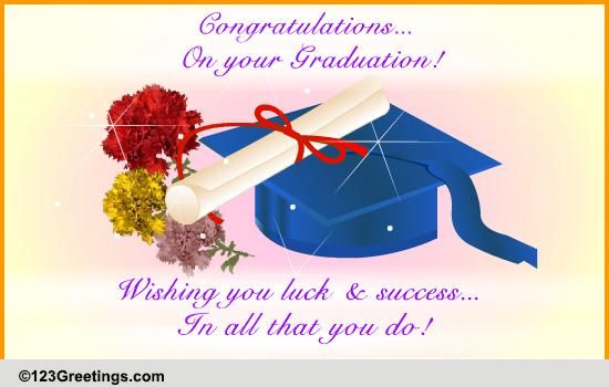free graduation party ecards greeting cards 123 greetings