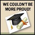 Congratulations Graduate!