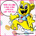 A Bearable Hug!