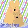 Sending Cute Hugs...