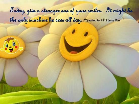 Spread Smile All Around.
