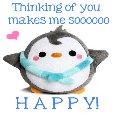 You Make Me Soooo Happy!