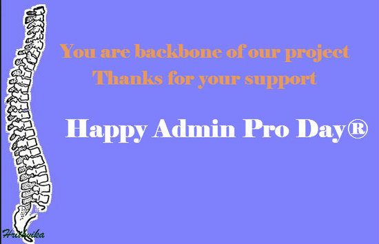 You Are Backbone Of Our Project.