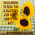 Sunflowers For Sunny Admin Pro Day.