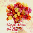Special Admin Pro Day Wishes.