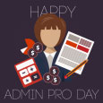 Happy Admin Pro Day To You.