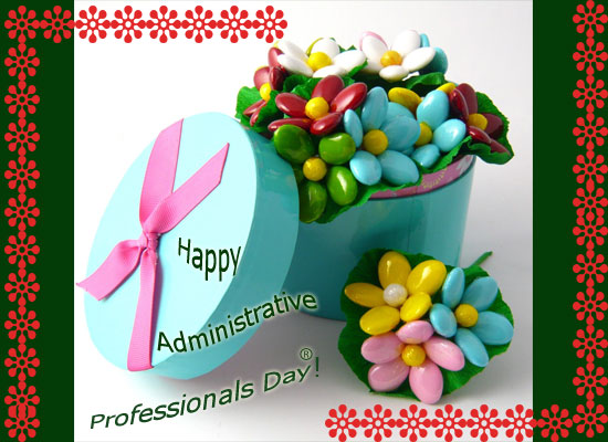 Happy Admin Pro Day...
