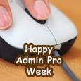 A Very Happy & Nice Admin Pro Week!
