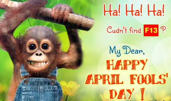 Send April Fool's Day Ecard!