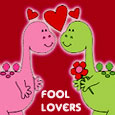 Fool Lovers!