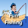 Fun-filled Fishing Fool!