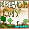 An Arbor Day Card For You.