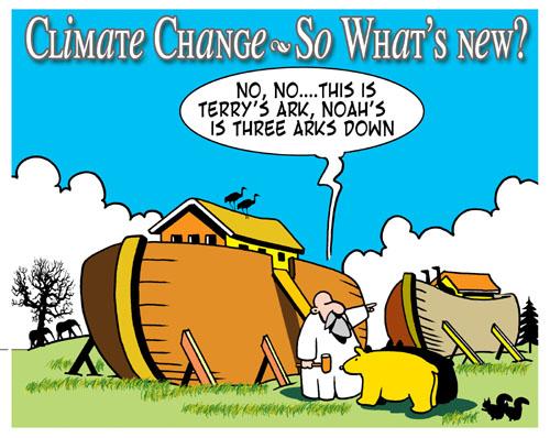 Terry's Ark.