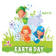 Wish You A Happy Green Earth Day!