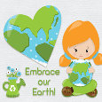 Embrace Our Earth.