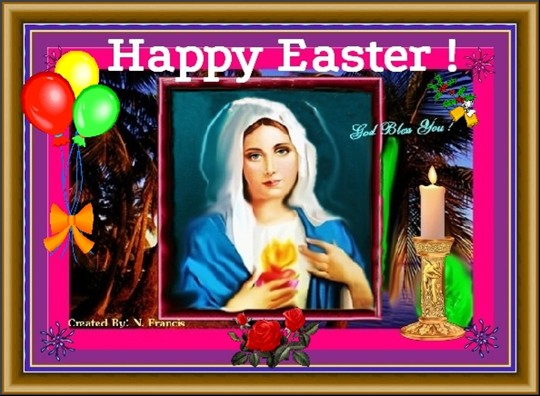 Happy Easter Religious Images Happy easter!